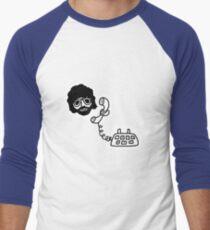 Jeff Lynne's Telephone Men's Baseball ¾ T-Shirt