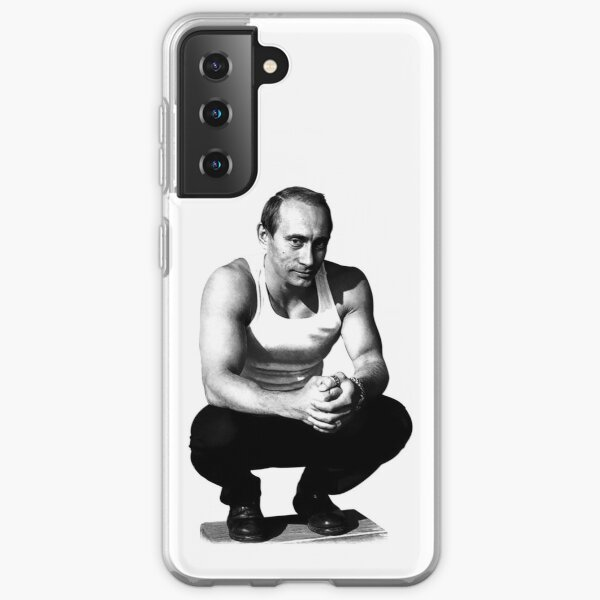 Vladimir Putin Samsung Galaxy Soft Case