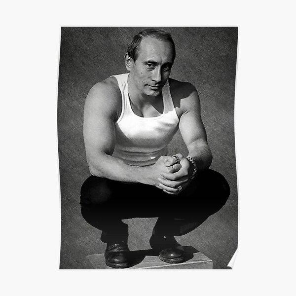 Vladimir Putin Poster