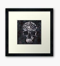muerte Framed Print