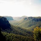 The Blue Mountains 2 by Shaina Haynes