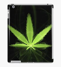 weeds iPad Case/Skin