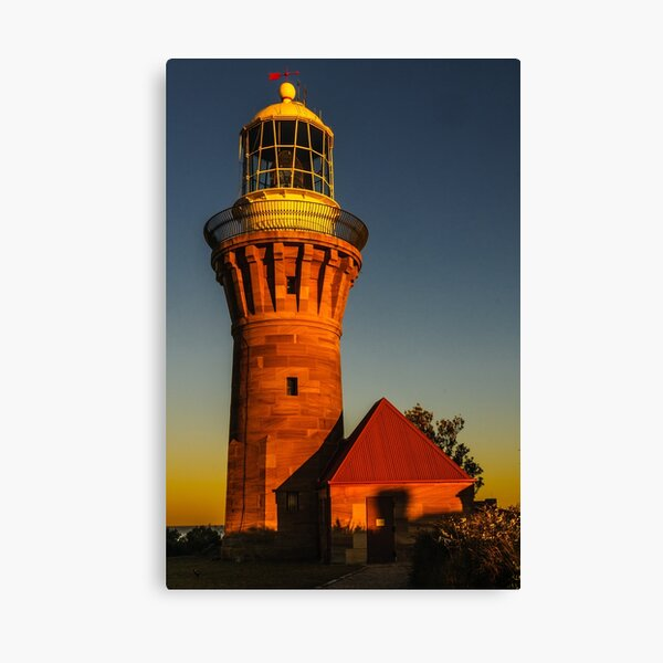 Barrenjoey Head Lightstation Canvas Print