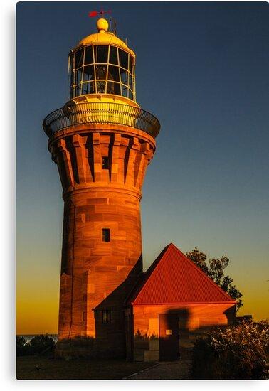 Barrenjoey Head Lightstation by Werner Padarin