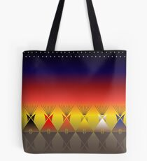 Night Tipi Tote Bag