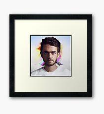 Zedd Framed Print