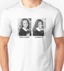 HOLLYWOOD PRINCESSES Unisex T-Shirt
