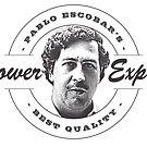 Pablo Escobar logo by pornflakes