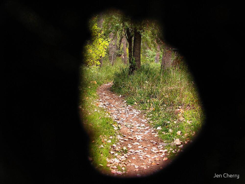 Secret roads... by Jen Millard