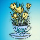 A Cupfull of Love by Margaret Stevens