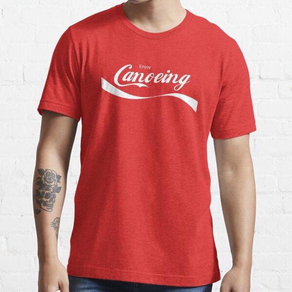Enjoy Canoeing Essential T-Shirt