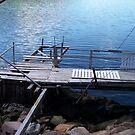 Old Dock  by Geoffrey