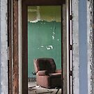 The Waiting Chair by Steven Godfrey