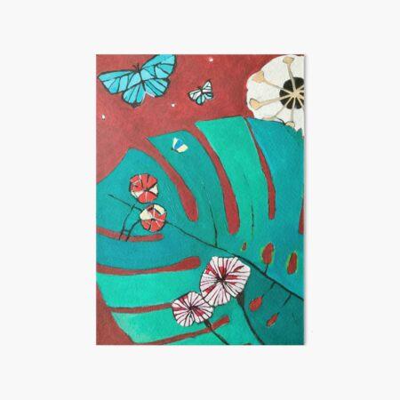 Untitled Art Board Print