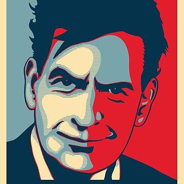 Charlie Sheen bleibt positiv von pornflakes