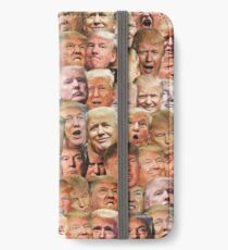 Vinilo o funda para iPhone Donald Trump