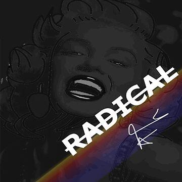 RADICAL Marilyn Monroe by lucillelilips