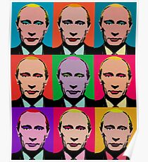 Póster Putin