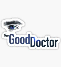 The good doctor Sticker