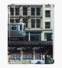 Chicago Train iPad Case/Skin