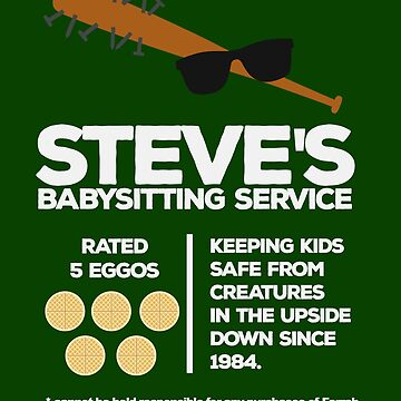 Steve's Babysitting Service by emijanelle