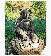 Nan Tien Buddhist Temple - Buddha Sculpture Poster