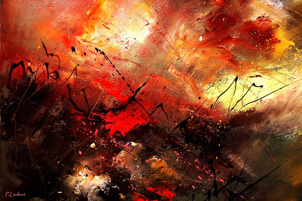 Abstract 101008 by calimero