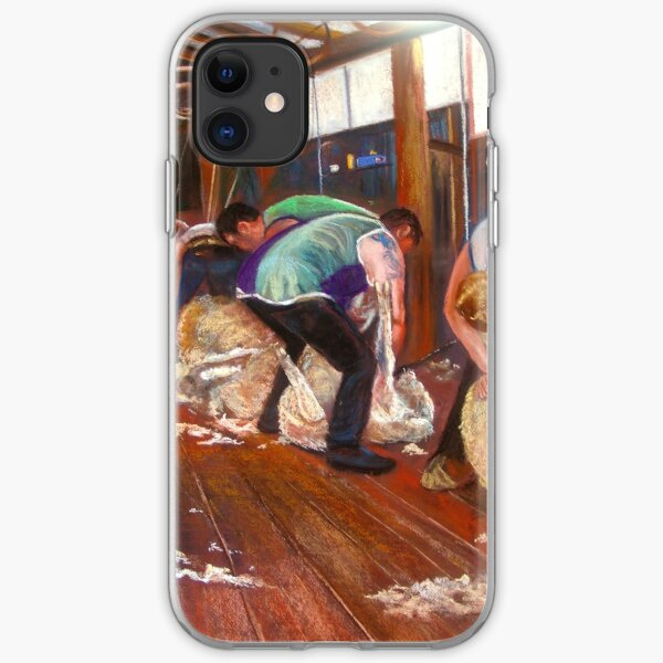The Tarcombe Clip iPhone Soft Case