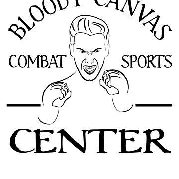 Bloody Canvas Combat Sports Center by telodbaico