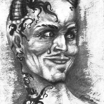 Evil may cry by albandizdari