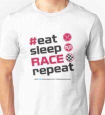 Able Heath Motorsport - Eat Sleep Race Repeat T-Shirt