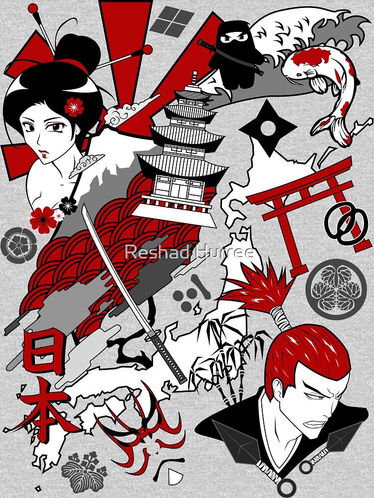 Japanfluence | Unisex T-Shirt