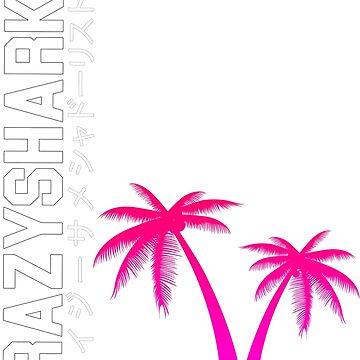 Palm Fade (Shadow List シャドーリスト) by Crazy-Shark