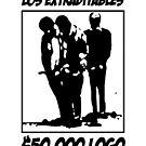 Los Extraditables logo by pornflakes