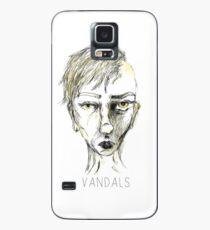 Femme de vandal Case/Skin for Samsung Galaxy