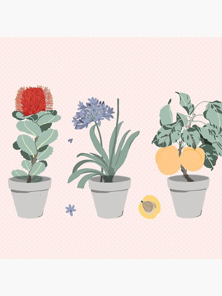 Potted Botanicals  by ellekstephenson
