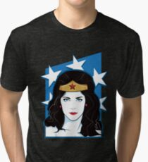 Princess Warrior from the Amazon Tri-blend T-Shirt