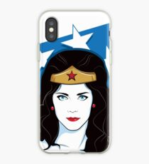 Princess Warrior from the Amazon iPhone Case