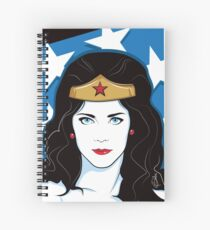 Princess Warrior from the Amazon Spiral Notebook