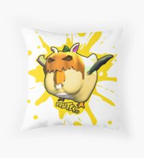 Brutes.io (Chibkin Yellow) Throw Pillow