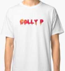 colly p drippy font Classic T-Shirt