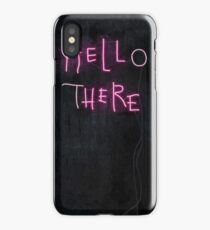 Hell Here iPhone Case