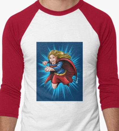 A Super Heroine T-Shirt