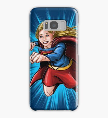 A Super Heroine Samsung Galaxy Case/Skin