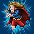 A Super Heroine by Patrick Scullin