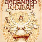 Die unverhüllte Frau - Magie! von Carlos Tato