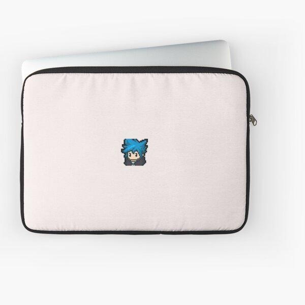 Ayyee es ist das Ezreal Pixel Icon mit meiner Palette Laptoptasche