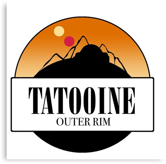 tatooine circle graphic by mirmaids