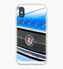 1967 Charger Hood and Grille iPhone Case
