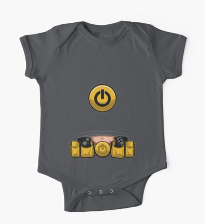 Fat Belly Utility Belt Kids Clothes